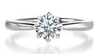 エイトハピネス婚約指輪