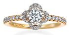 ブリングハピネス婚約指輪